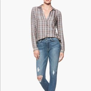 Paige Everleigh Button down shirt